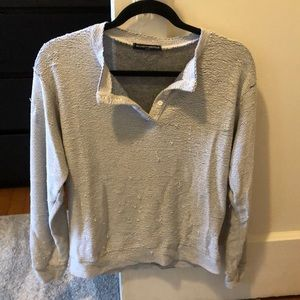 Brandy Melville Henley Sweater